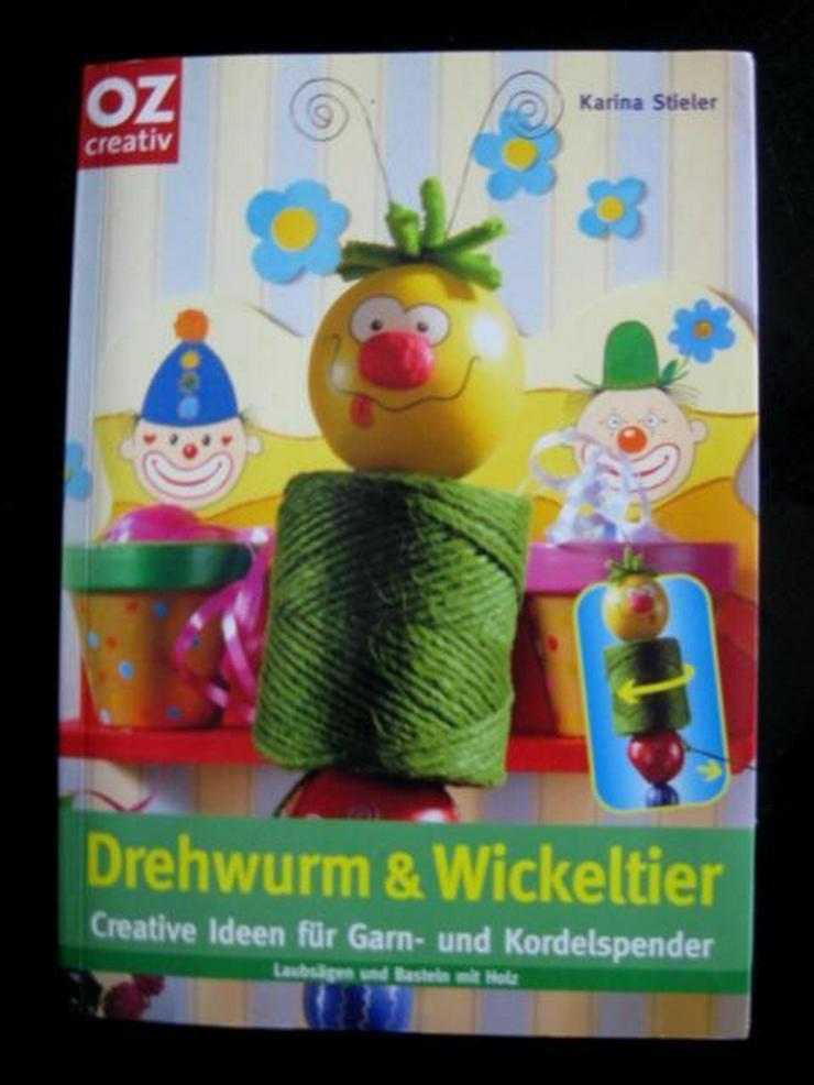 Karina Stieler - Drehwurm & Wickeltier