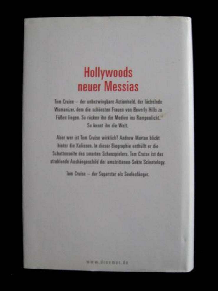 Bild 3: Tom Cruise - Biografie von Andrew Morton -