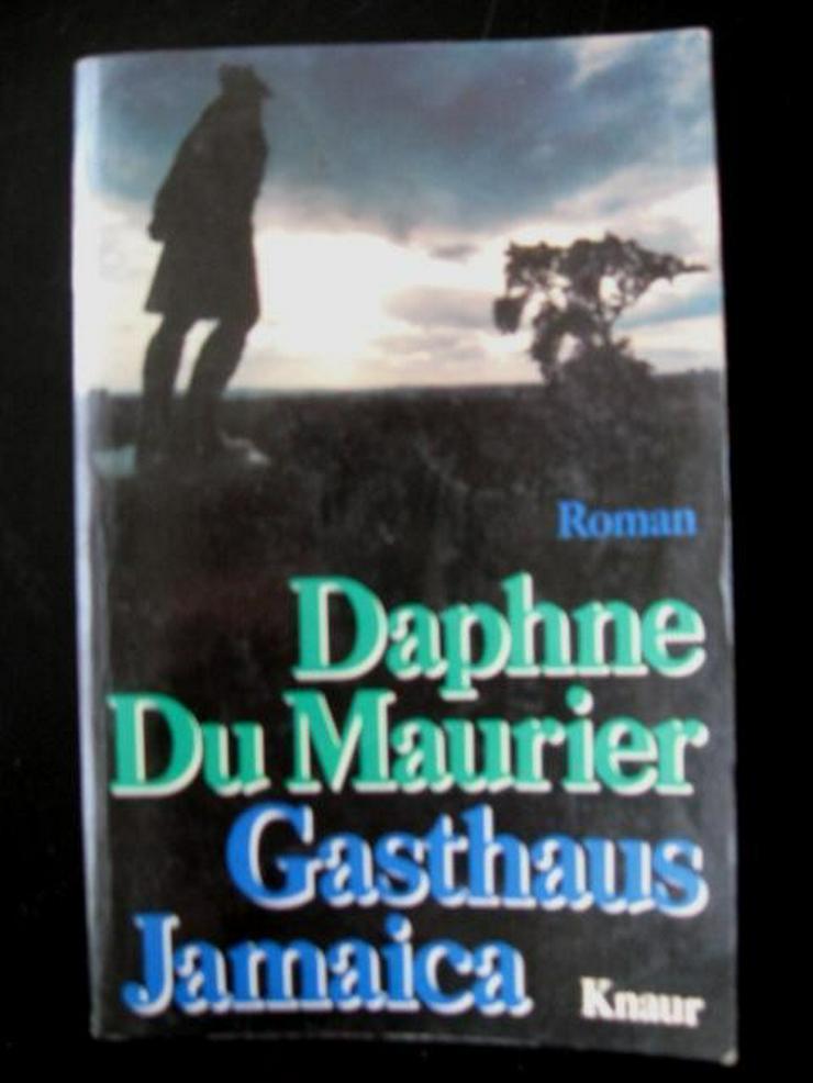 Daphne Du Maurier - Gasthaus Jamaica - Romane, Biografien, Sagen usw. - Bild 1