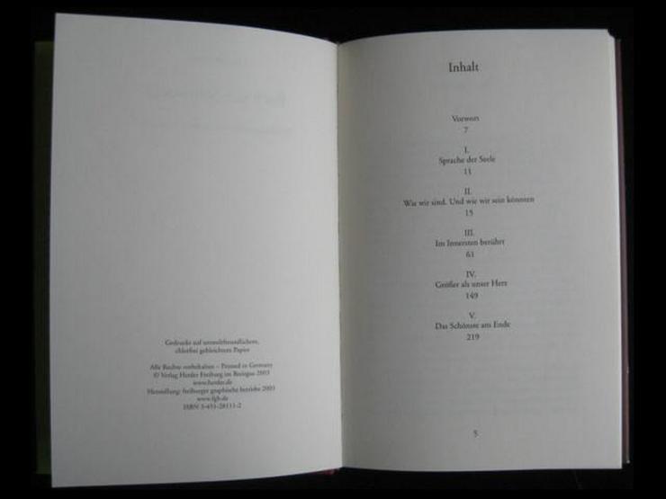 Bild 3: Anselm Grün - Buch der Sehnsucht