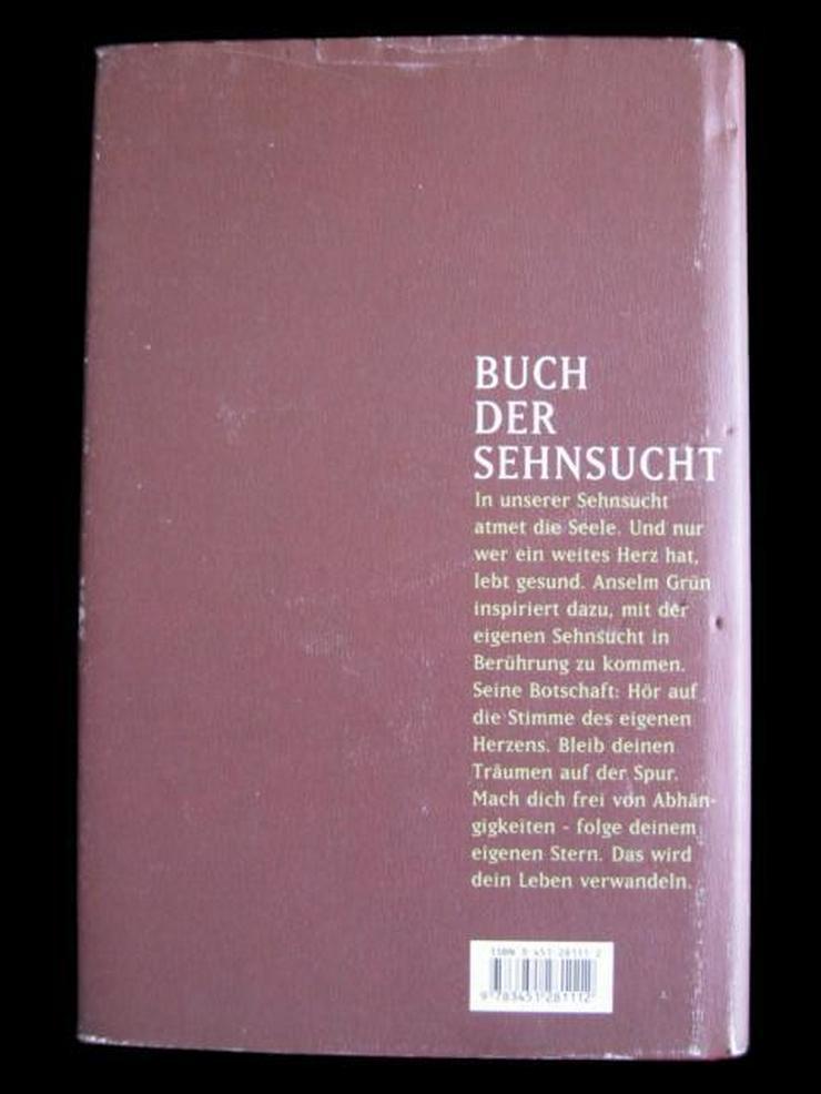 Bild 4: Anselm Grün - Buch der Sehnsucht