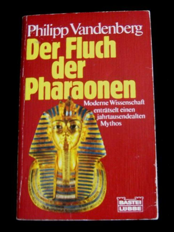 Philipp Vandenberg - Der Fluch Der Pharaonen