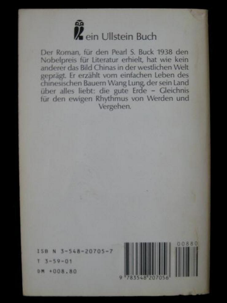 Bild 2: Pearl S. Buck - Die Gute Erde