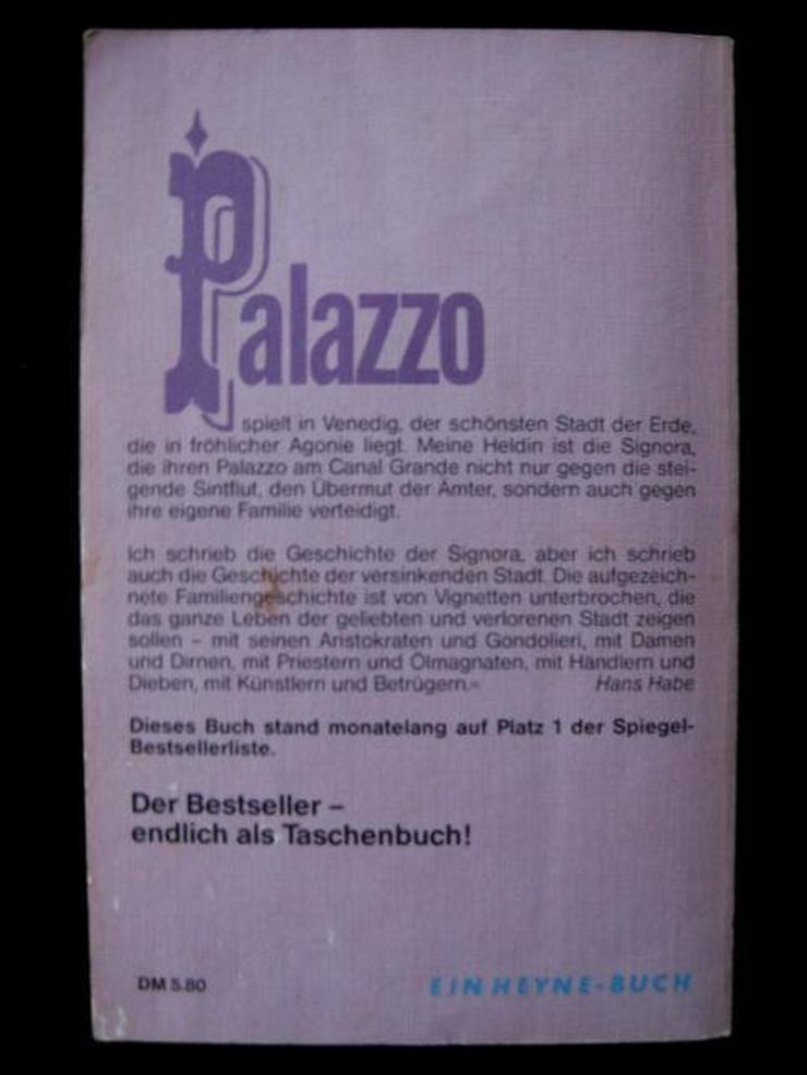 Bild 2: Hans Habe - Palazzo