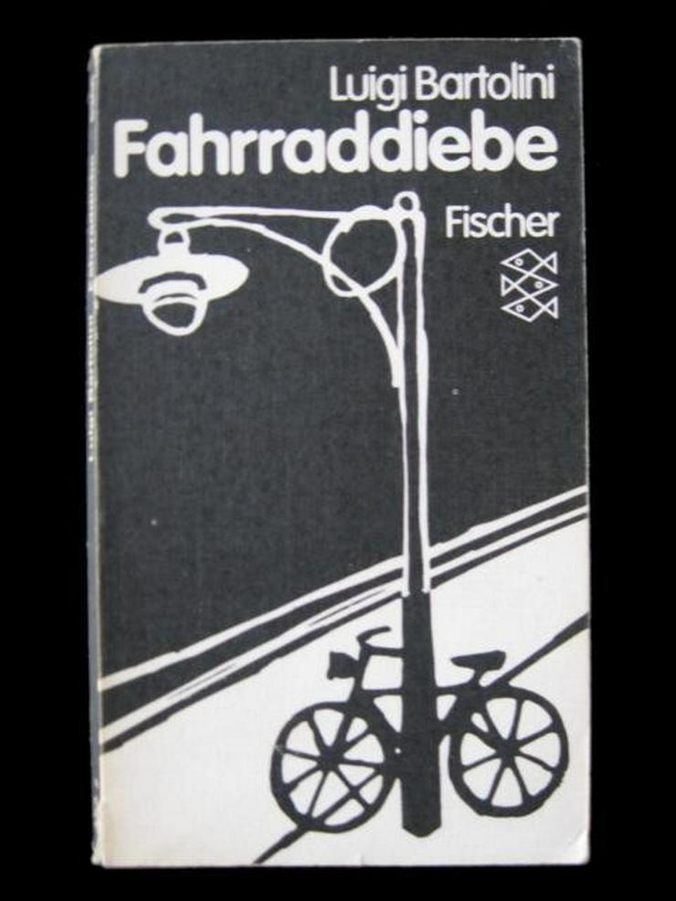 Luigi Bartolini - Fahrraddiebe - Romane, Biografien, Sagen usw. - Bild 1