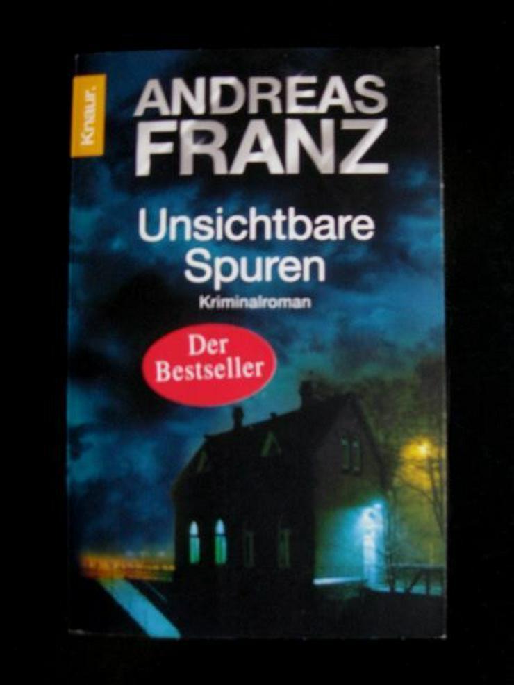 Andreas Franz - Unsichtbare Spuren