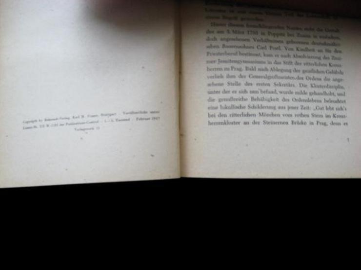 Charles Sealsfield - Das Kajütenbuch (von 1947) - Romane, Biografien, Sagen usw. - Bild 3
