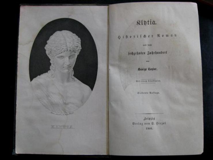 Bild 2: George Taylor - Klytia (von 1909)
