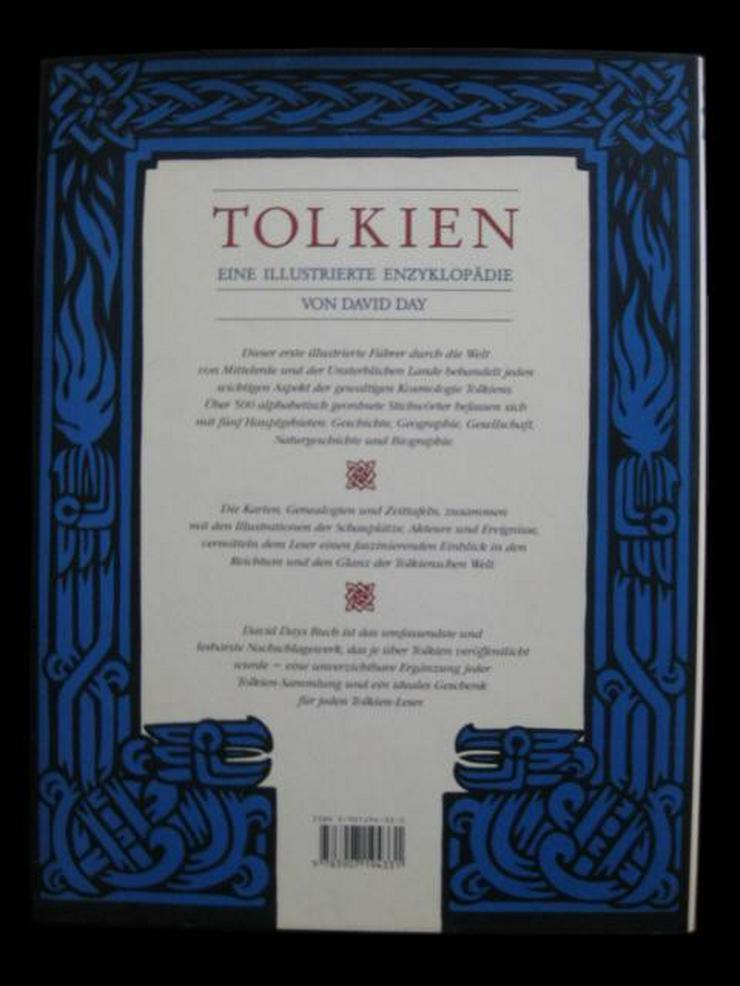 Bild 3: Tolkien - David Day ( Herr der Ringe )