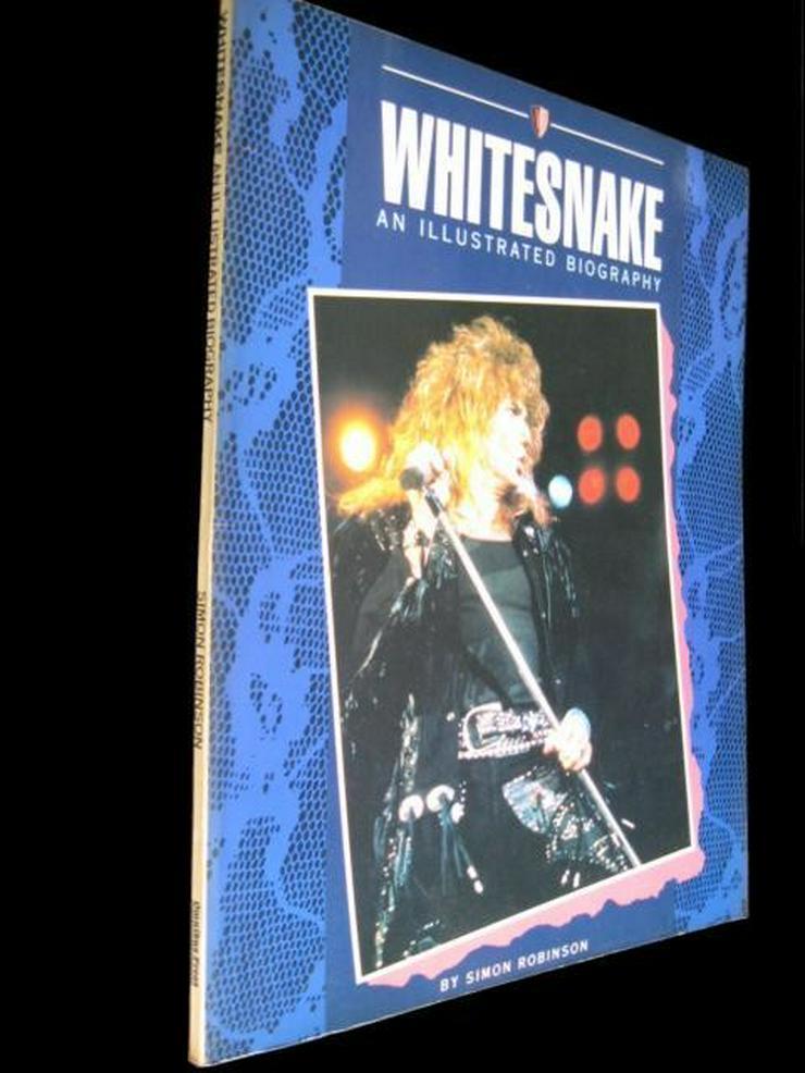 Whitesnake - An Illustrated Biography (engl.) - Kultur & Kunst - Bild 2