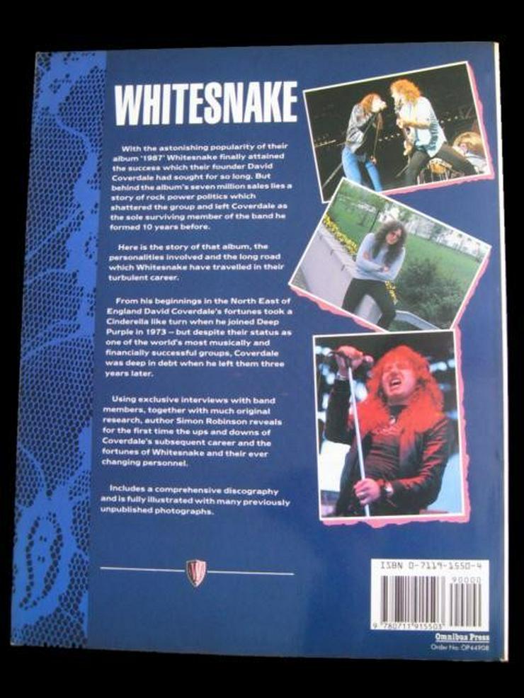 Bild 3: Whitesnake - An Illustrated Biography (engl.)