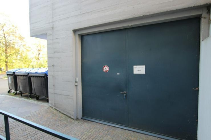 Bild 6: Lagerfläche ca. 226 m² - Deckenhöhe ca. 3m, Lastenaufzug oder ebenerdig, Starkstrom, tr...