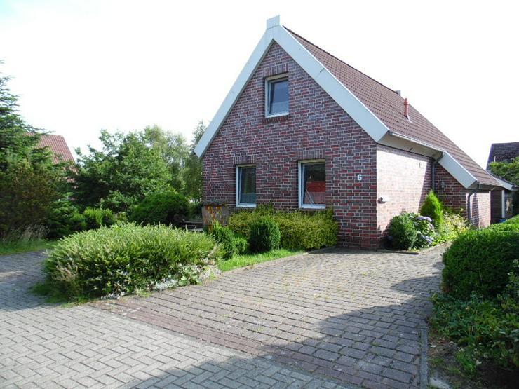 Ferienhaushälfte in Aurich am Badesee - Ferienhaus Nordsee - Bild 1