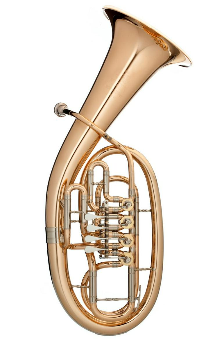 Melton MeisterArt Tenorhorn MAT24 Goldmessing - Blasinstrumente - Bild 1