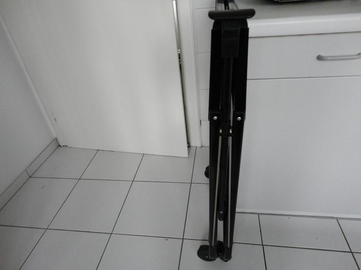 Bild 4: LEIFHEIT Side-Car Servierwagen Metall schwarz