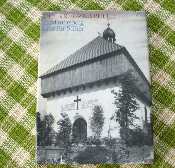 Die Kreuzkapelle in Mauersberg - Reiseführer & Geographie - Bild 1