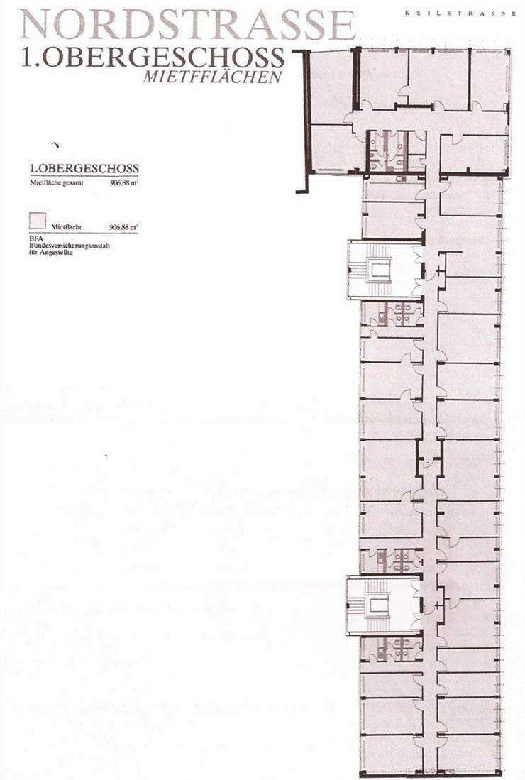 Bild 5: Repräsentatives und elegantes Büro- und Geschäftsgebäude in Leipzig Nordstraße 17-21
