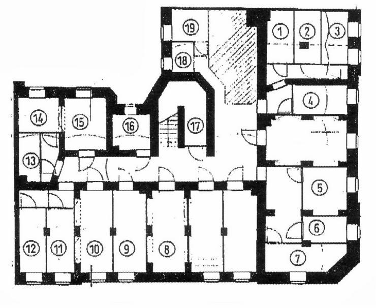Bild 4: EIGENNUTZUNG in Chemnitz - eine 2 Zimmerwohnung in einem herrschaftlichen Stadthaus