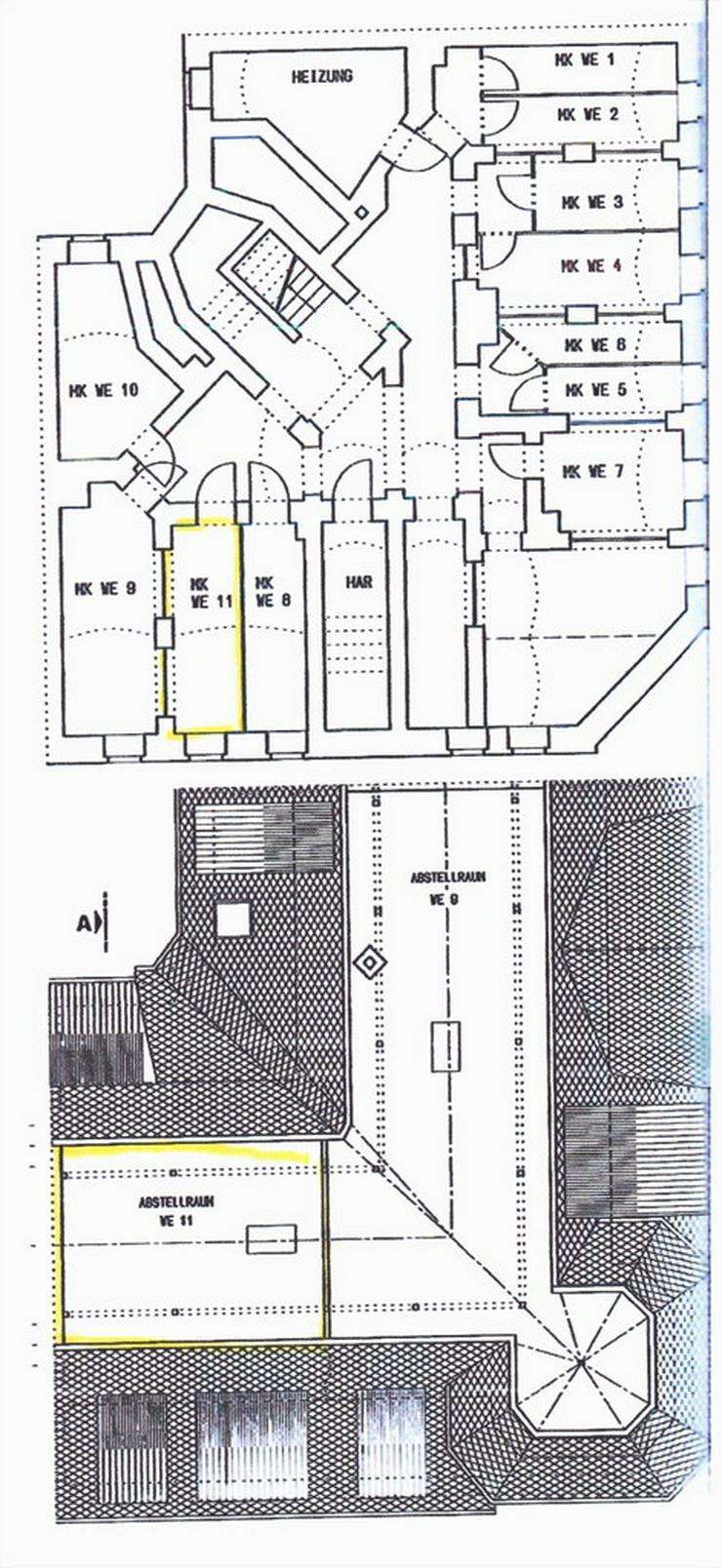 Bild 4: KAPITALANLAGE - gut aufgeteilte 2 Zimmer Eigentumswohnung im Dachgeschoss zu verkaufen
