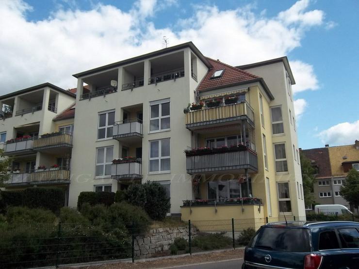 KAPITALANLAGE gemütliche 2 Zimmerwohnung mit Balkon, Einbauküche in Engelsdorf - Bild 1