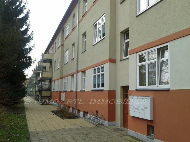 Bild 2: KAPITALANLAGE in Dresden-Tolkewitz in ruhiger Lage eine 2 Raumwohnung mit Balkon