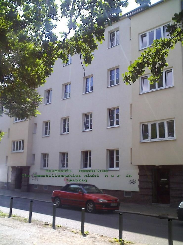 Bild 2: KAPITALANLAGE - schicke kleine 2 Zimmerwohnung in ruhiger Lage von Leipzig zu verkaufen