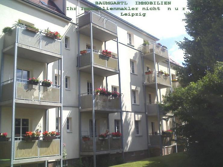 KAPITALANLAGE - schicke kleine 2 Zimmerwohnung in ruhiger Lage von Leipzig zu verkaufen - Haus kaufen - Bild 1