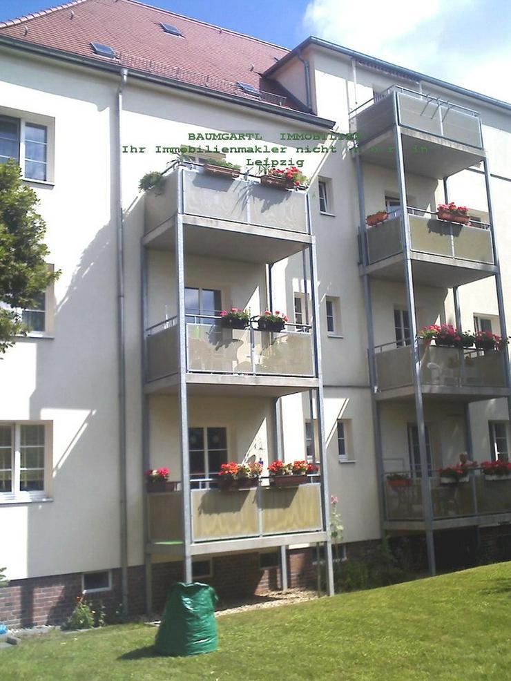 Bild 3: KAPITALANLAGE - schicke kleine 2 Zimmerwohnung in ruhiger Lage von Leipzig zu verkaufen