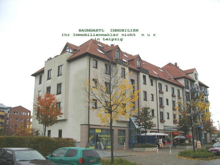 Bild 3: KAPITALANLAGE - schicke 2 Raumwohnung im Erdgeschoss mit Terrasse in Leipzig- Paunsdorf