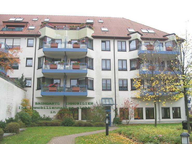KAPITALANLAGE - schicke 2 Raumwohnung im Erdgeschoss mit Terrasse in Leipzig- Paunsdorf - Haus kaufen - Bild 1