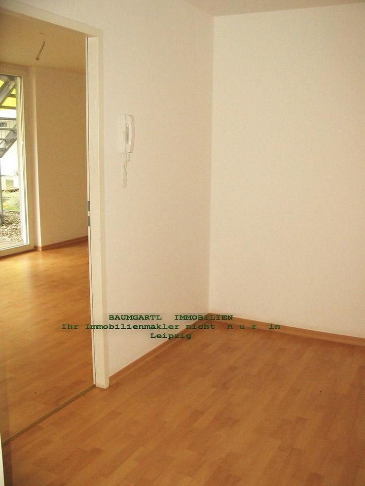 Bild 4: KAPITALANLAGE - Altersgerechte 1,5 Zimmerwohnung mit Einbauküche und Balkon in Leipzig Re...