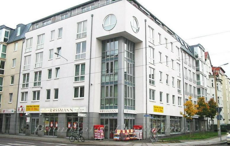 KAPITALANLAGE - Altersgerechte 1,5 Zimmerwohnung mit Einbauküche und Balkon in Leipzig Re...