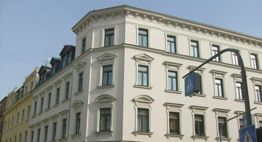 KAPITALANLAGE - kleine gemütliche 2 Raumwohnung in Leipzig in zentraler Lage - Haus kaufen - Bild 1