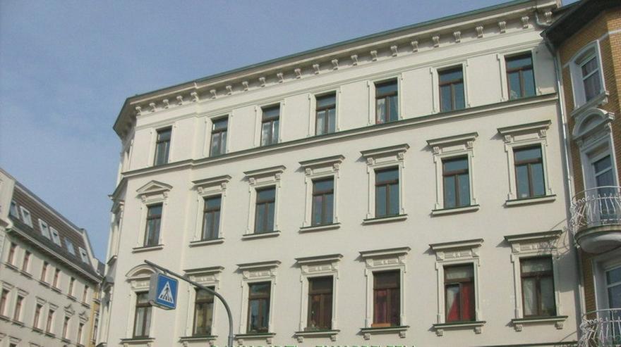 Bild 2: KAPITALANLAGE - kleine gemütliche 2 Raumwohnung in Leipzig in zentraler Lage