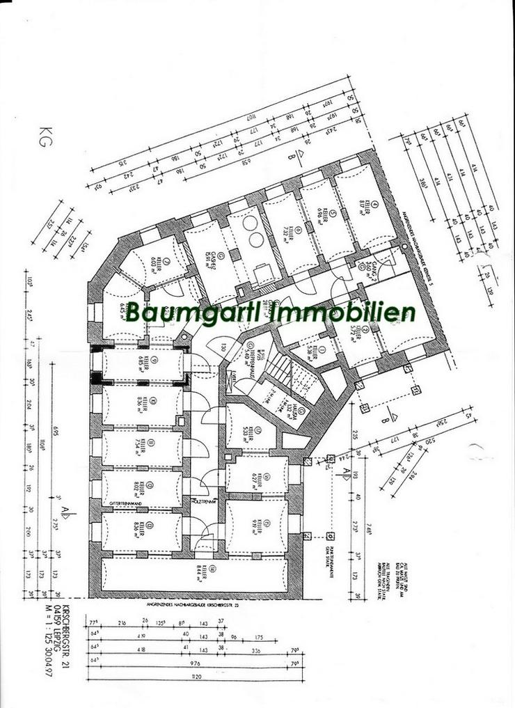 Bild 4: KAPITALANLAGE - kleine gemütliche 2 Raumwohnung in Leipzig in zentraler Lage