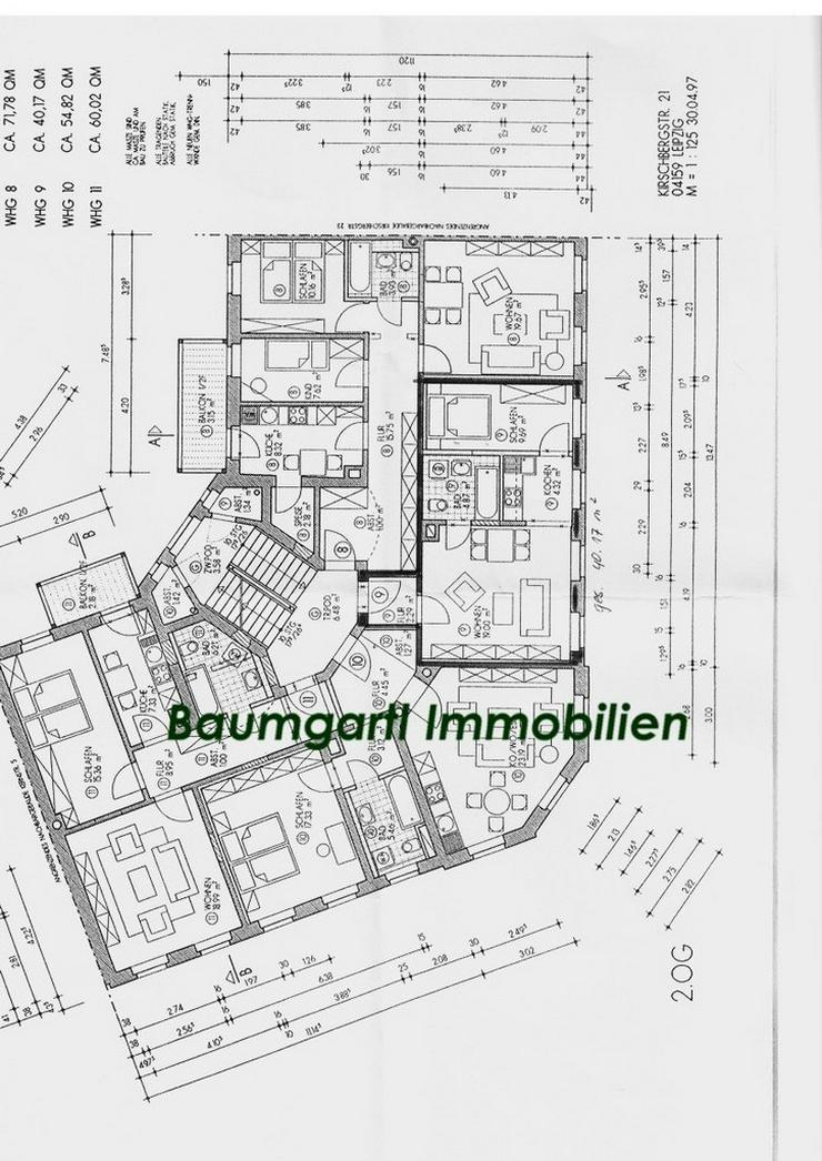 Bild 3: KAPITALANLAGE - kleine gemütliche 2 Raumwohnung in Leipzig in zentraler Lage