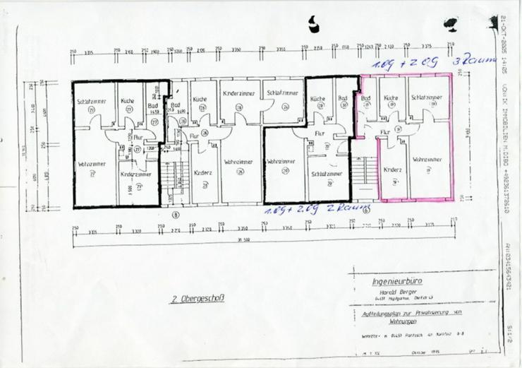 Bild 6: KAPITALANLAGE - in Panitzsch in ruhiger Lage können Sie ein kleine 3 Zimmerwohnung erwerb...