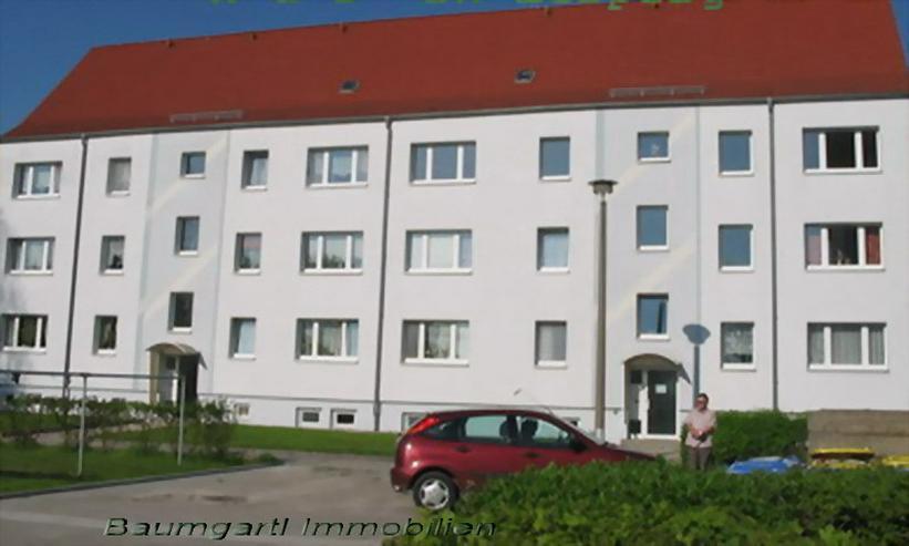 KAPITALANLAGE - in Panitzsch in ruhiger Lage können Sie ein kleine 3 Zimmerwohnung erwerb... - Wohnung kaufen - Bild 1