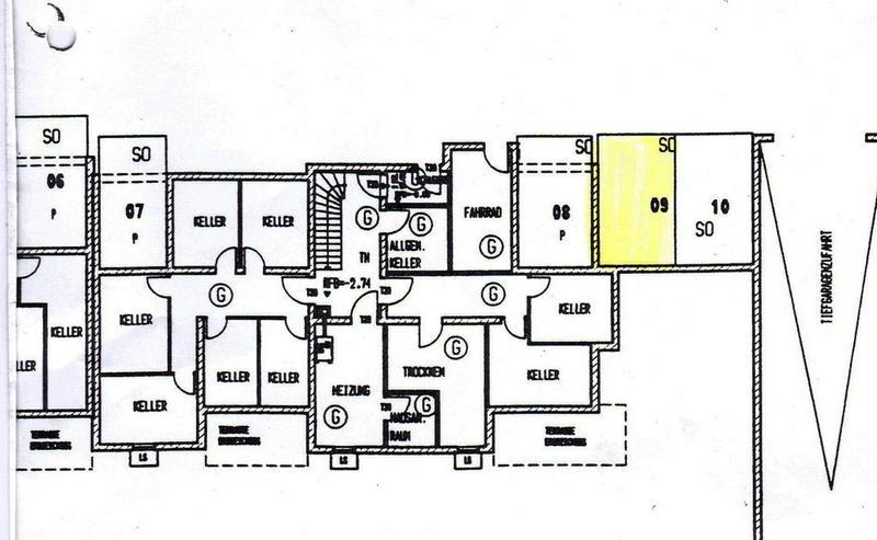 Bild 6: KAPITALANLAGE - schmucke 3 Zimmerwohnung mit Balkon in ruhiger Lage von Ermlitz