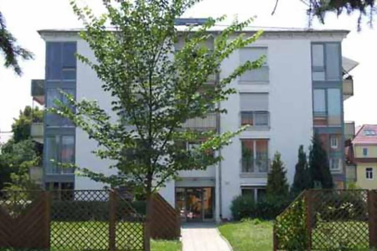 KAPITALANLAGE in FLÖHA - in einer TOP Wohnanlage eine Erdgeschosswohnung mit Terrasse - Haus kaufen - Bild 1