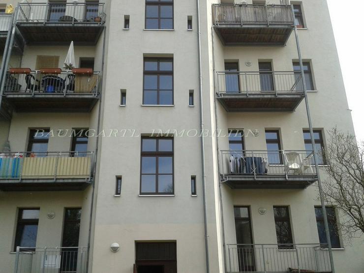 Bild 2: KAPITALANLAGE - Leipzig - Anger Crottendorf 2 Raumwohnung mit Balkon in ruhiger Seitenstra...