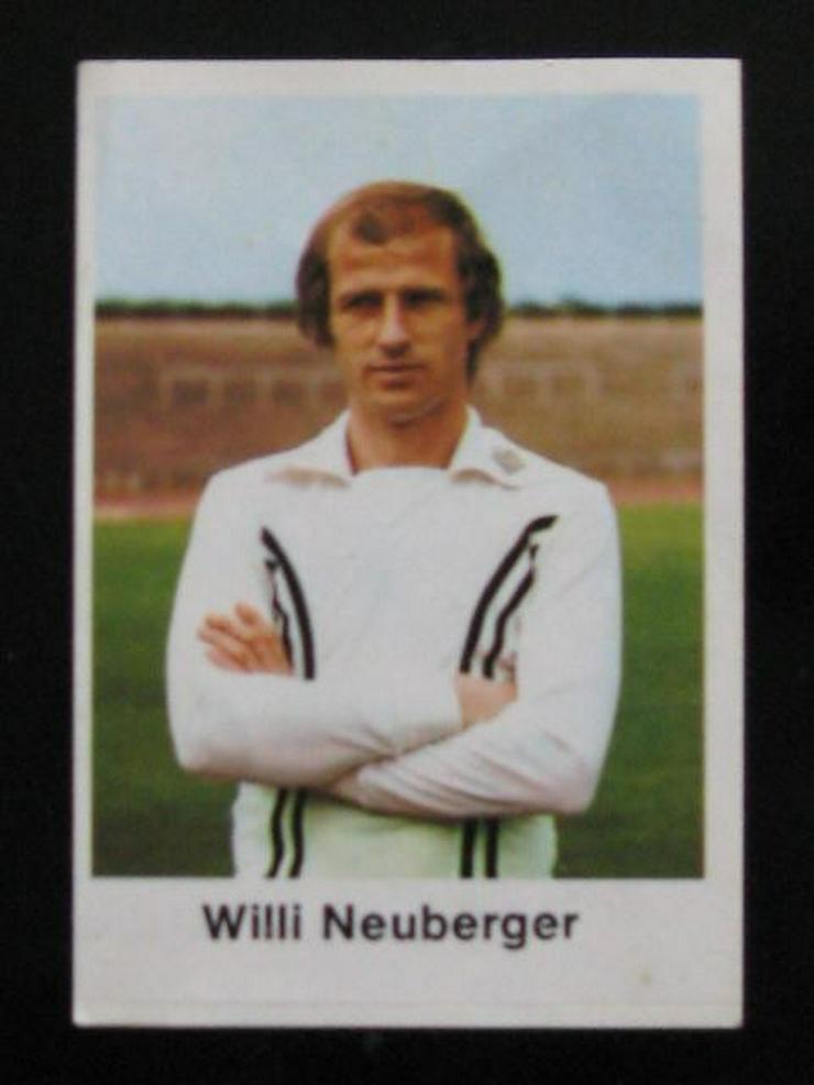 Willi Neuberger - Eintracht Frankfurt (1977/78)