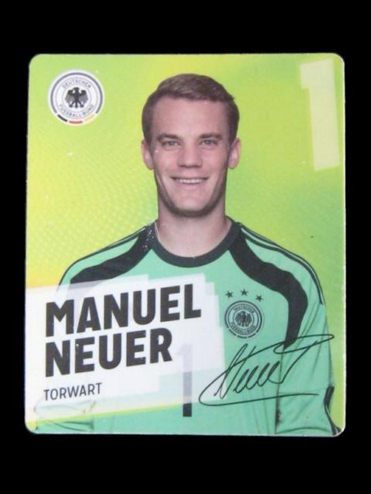 Manuel Neuer - Offizielle DFB Sammelkarte 2014