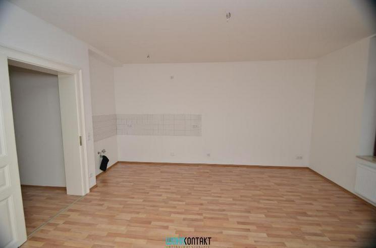 Bild 6: Wohnen in Stötteritz: gehoben sanierte 2-Zi.-Wohnung mit amerikanischer Küche *
