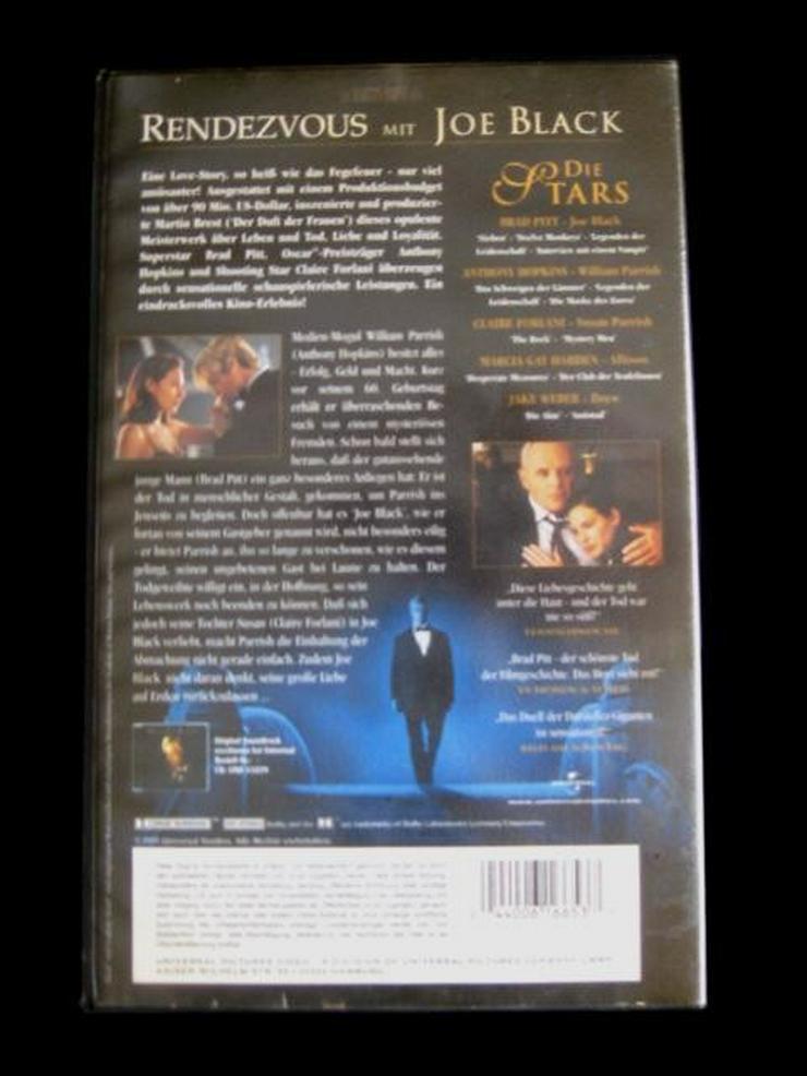 Bild 3: Brad Pitt - Film - Rendezvous mit Joe Black -