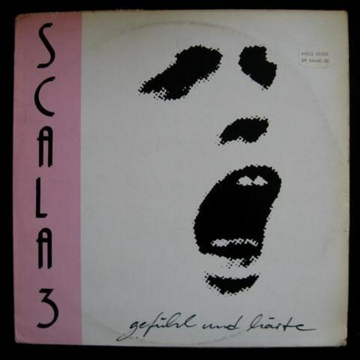 Scala 3 - Gefühl und Härte - LP, Vinyl - - LPs & Schallplatten - Bild 1