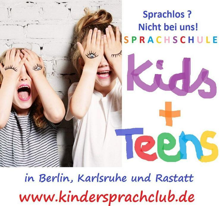 Englisch Kurse für Kinder & Teenager (4-15 J.)