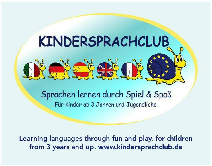 Bild 6: Englisch Kurse für Kinder & Teenager (4-15 J.)