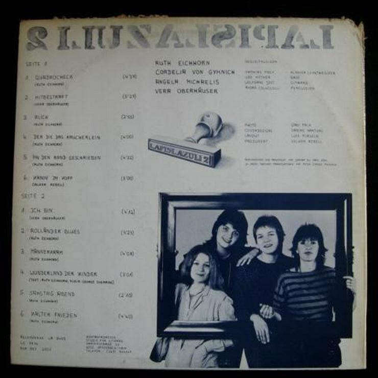 Bild 2: Lapislazuli - Lapislazuli 2 (LP) - LP, Vinyl -