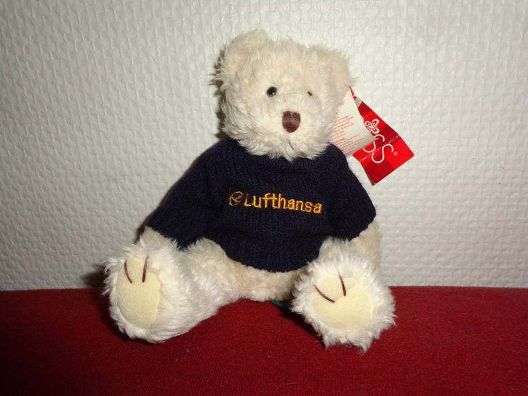 Lufthansa Teddy von Russ